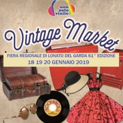 Vintage Market a Lonato del Garda