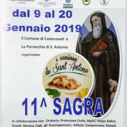 XI Sagra Canunsei de Sant'Antone a Castelcovati