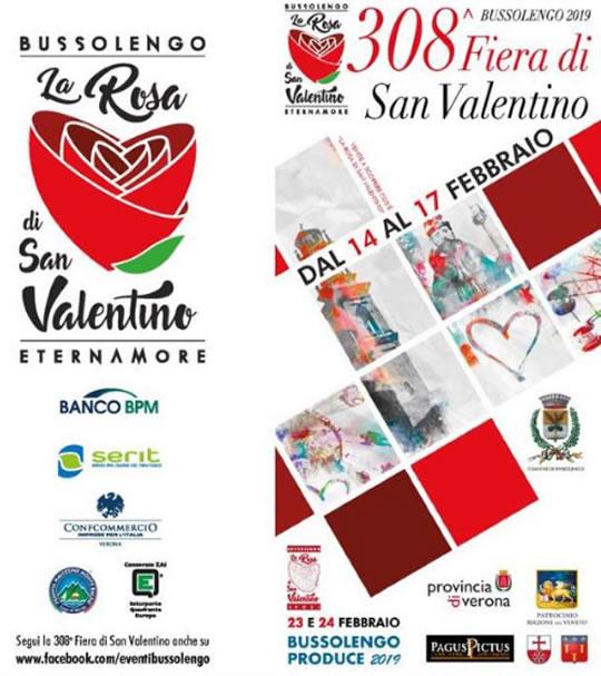 308 Fiera di San Valentino a Bussolengo VR