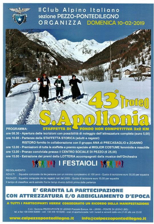 43 Trofeo S. Apollonia a Ponte di Legno