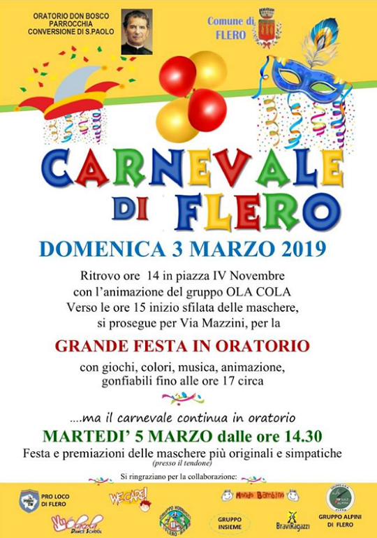 Carnevale di Flero