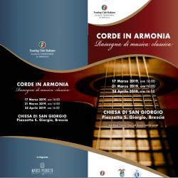 Corde in Armonia a Brescia