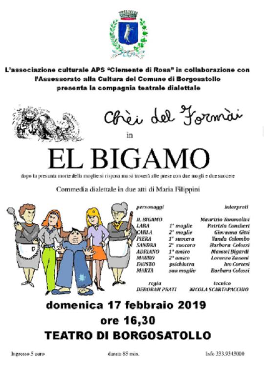 El Bigamo a Borgosatollo