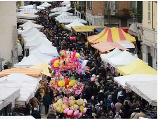 Fiera di San Faustino a Brescia
