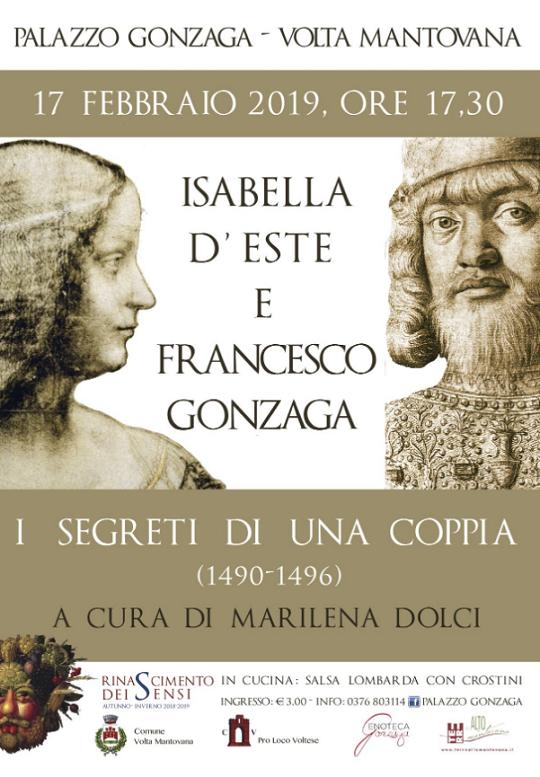 Isabella d'Este e Francesco Gonzaga a Volta Mantovana