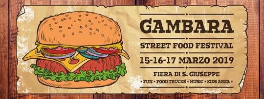Street Food Festival a Gambara