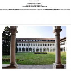 Visita Guidata al Chiostro della Memoria a Brescia