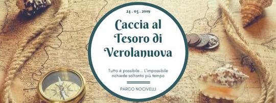 Caccia al tesoro a Verolanuova