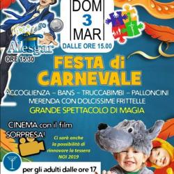 Festa di Carnevale a Lonato