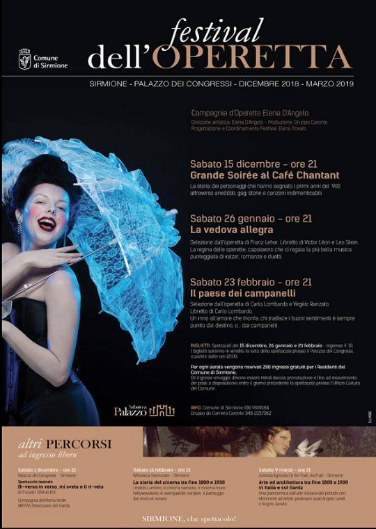 Festival dell'Operetta a Sirmione
