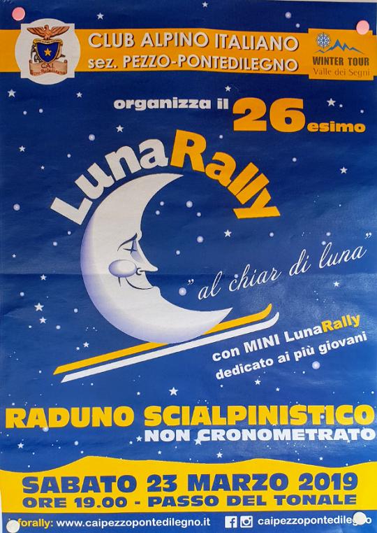 Luna Rally a Passo del Tonale