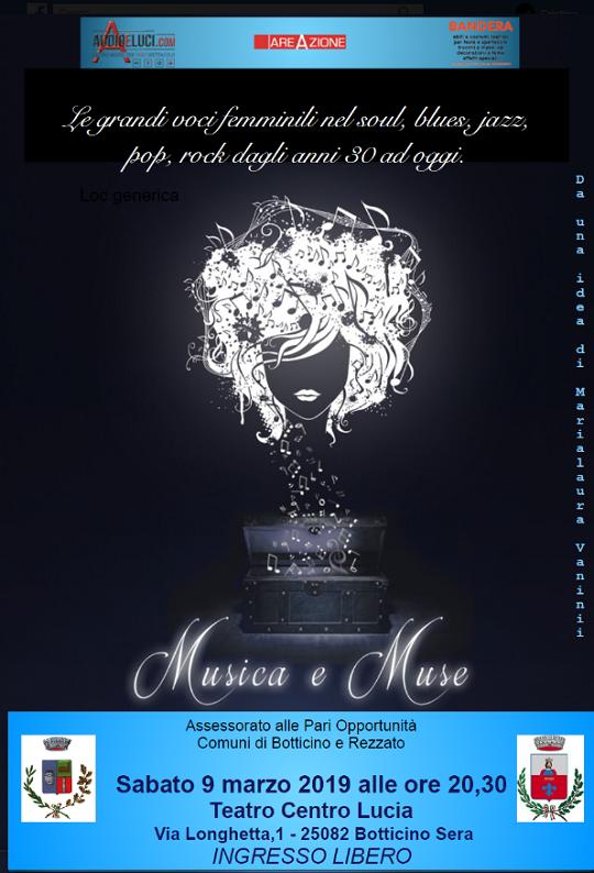 Musica e Muse a Botticino