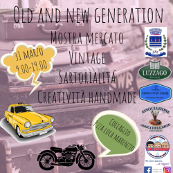 Old and New Generation a Coccaglio