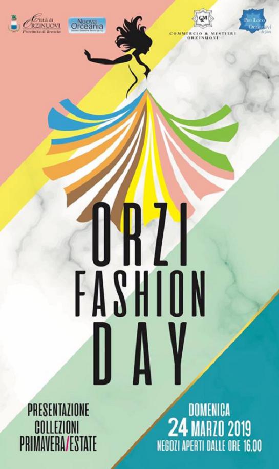 Orzi Fashion Day a Orzinuovi