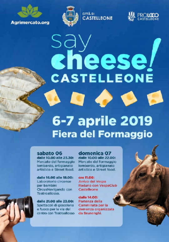 Say Cheese Castelleone