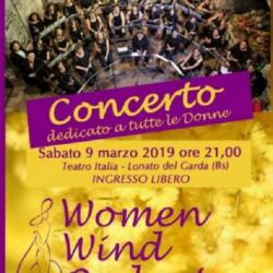 Women Wind Orchestra a Lonato