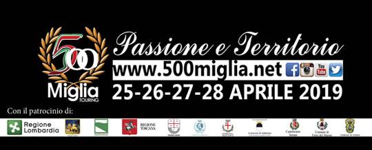 500 Miglia Touring Passione e Territorio