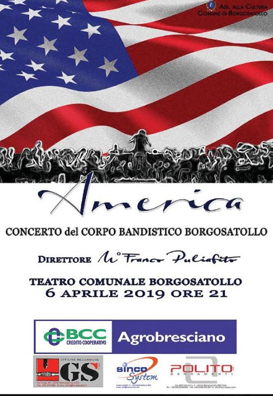 Concerto America a Borgosatollo