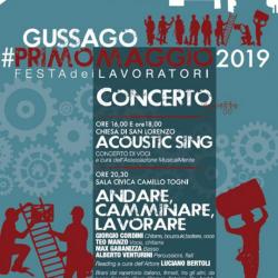 Concerto del Primo Maggio a Gussago