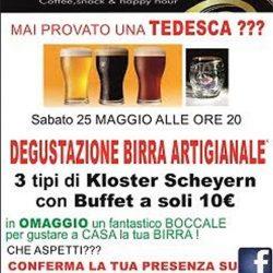 Degustazione Birra Artigianale a Brescia