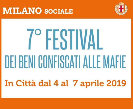 Festival dei Beni Confiscati alle Mafie a Milano