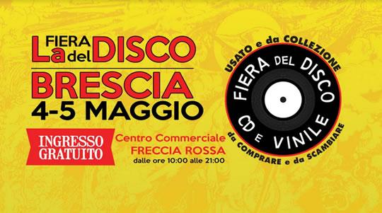 Fiera del Disco a Brescia