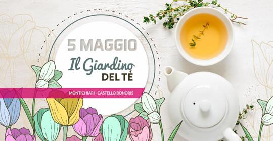 Il Giardino del Tè a Montichiari