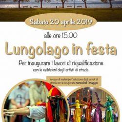 Lungolago in Festa a Toscolano Maderno