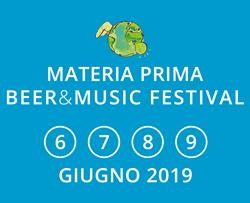 Materia Prima Beer&Music Festival