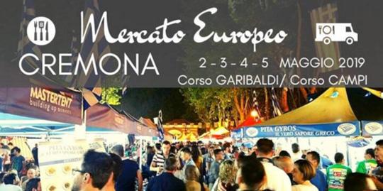 Mercato Europeo a Cremona
