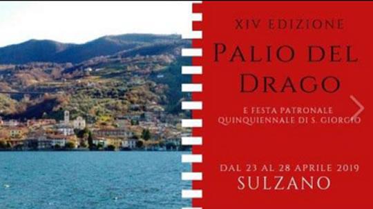 Palio del Drago a Sulzano