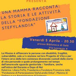 Storia e Attività della Fondazione Stefylandia a Salò