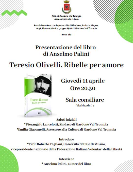 Teresio Olivelli. Ribelle per amore a Gardone VT