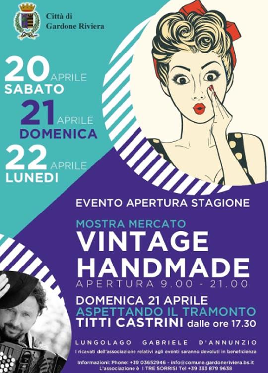 Vintage Handmade a Gardone Riviera
