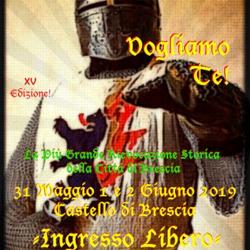 A.D. 1238 Federico II e l'assedio di Brescia