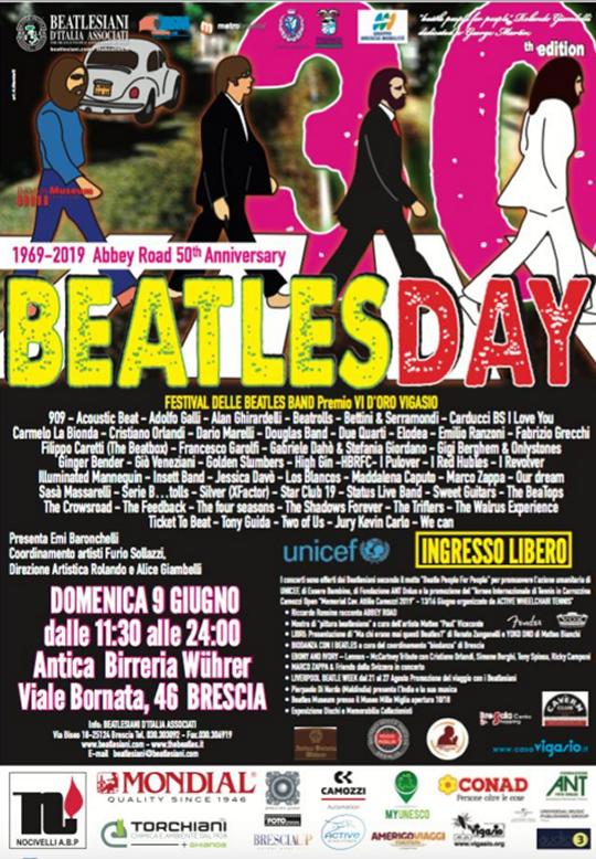 Beatles Day a Brescia