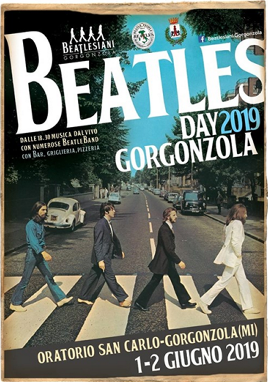 Beatles Day a Gorgonzola MI