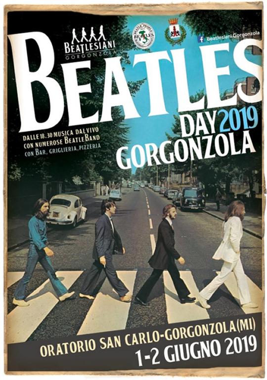 Beatles Day a Gorgonzola MI
