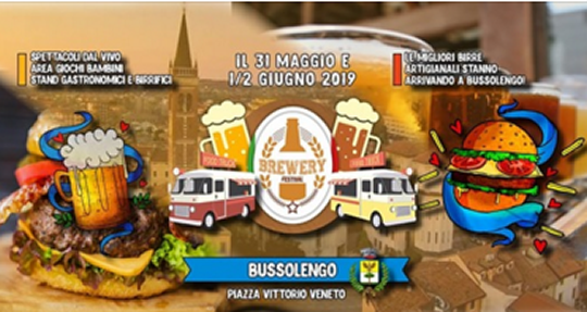 Brewery Festival & Street food a Busslengo