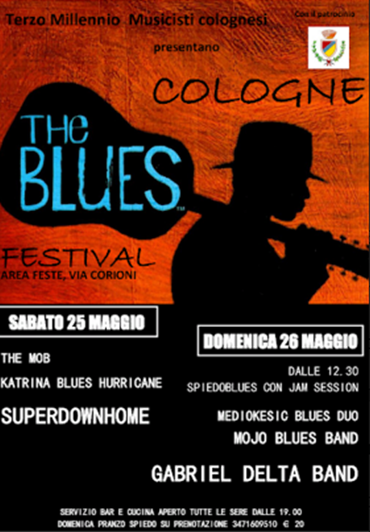 Cologne Blues festival