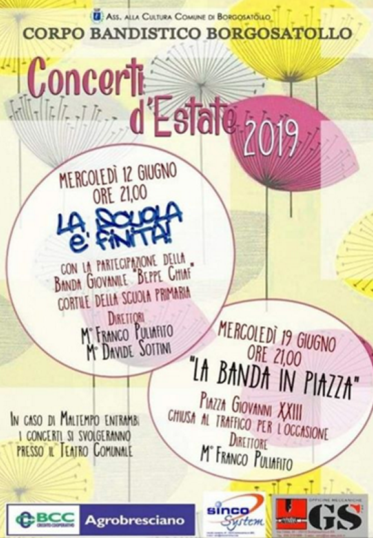 Concerti d'Estate a Borgosatollo
