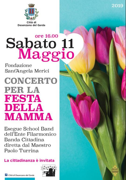 Concerto per la Festa della Mamma