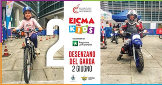 Eicma for Kids a Desenzano