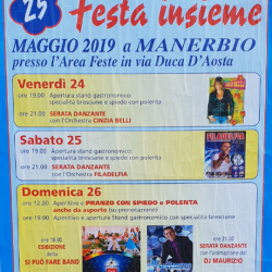 Festa Insieme a Manerbio