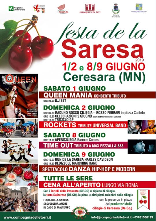 Festa de la Saresa Ceresara (Mantova)