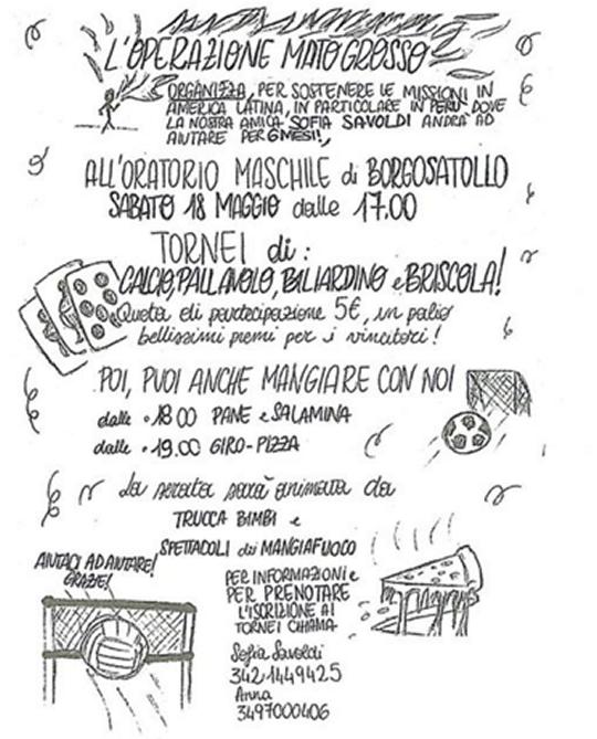 Festa dell'Operazione Mato Grosso a Borgosatollo