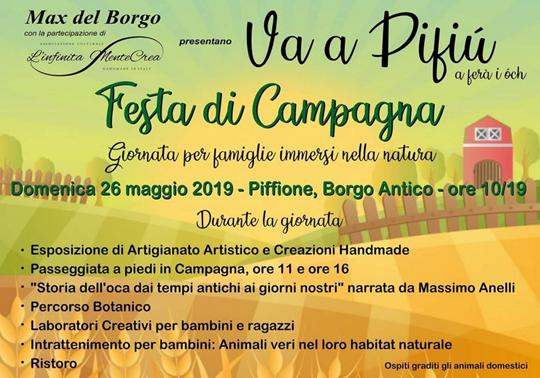 Festa di Campagna a Piffione