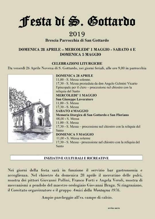 Festa di San Gottardo a Brescia