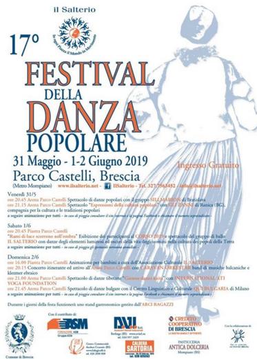 Festival della Danza Popolare a Brescia