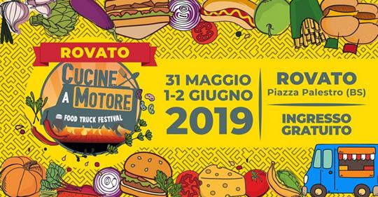 Food Truck Festival a Rovato